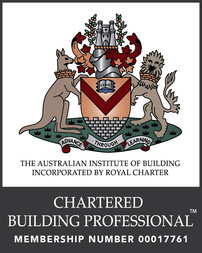 AIB Chartered Building Professional Logo