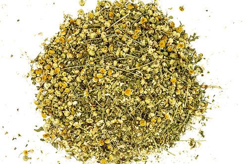 Feverfew Tops (Tanacetum parthenium)