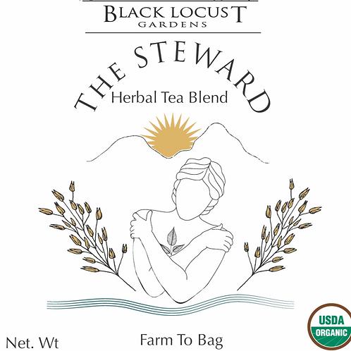 The Steward-Herbal Tea Blend
