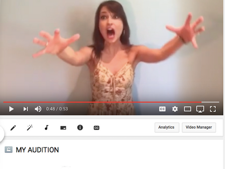 Breaking: Regional Theatre Forgot to Watch Your Video Submission