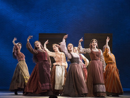 Fiddler Announces Casting Lottery Upon Discovering Every Female in Room is Qualified