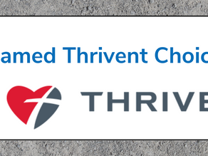Family Promise Named  Thrivent Choice®  Charity!
