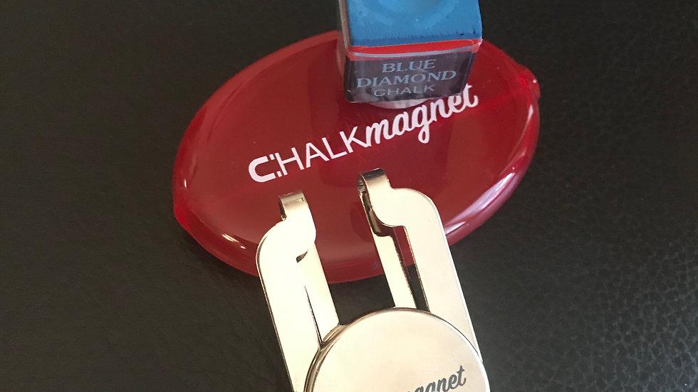 CHALKmagnet® Chalk Holder Receiver ROM.10 & Receiver-Ready Blue Diamond® Chalk