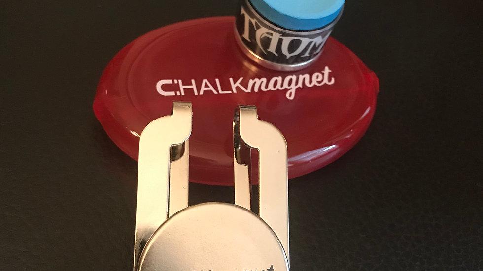 "CHALKmagnet® ROM.10 Chalk Holder Receiver & ""Receiver Ready"" TAOM Pyro Chalk"