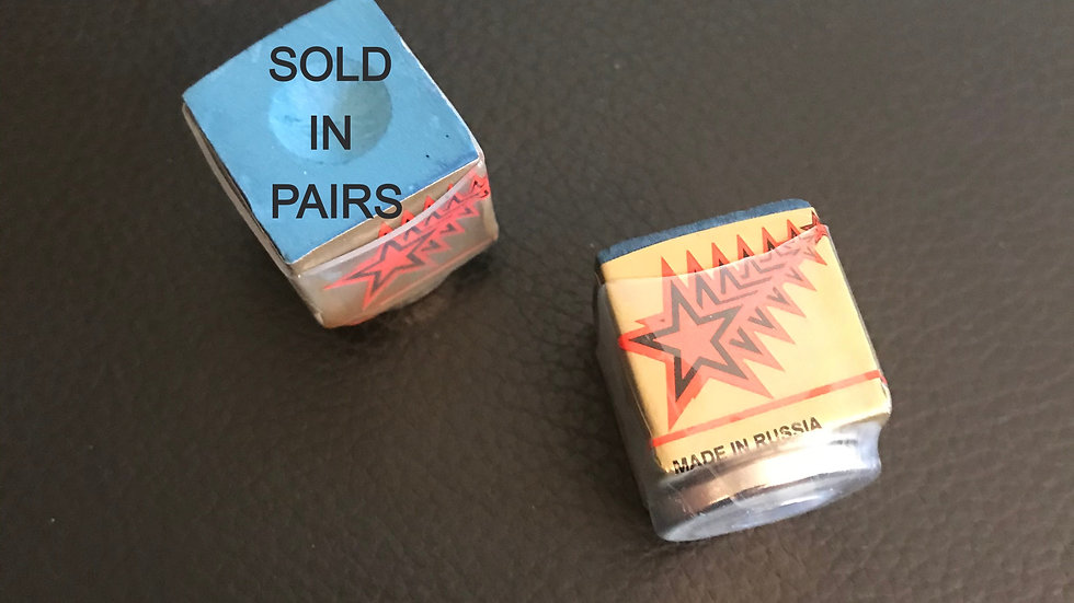 """""""Receiver-Ready"""" Magic Chalk™ """"Priced & Sold in Pairs"""""""