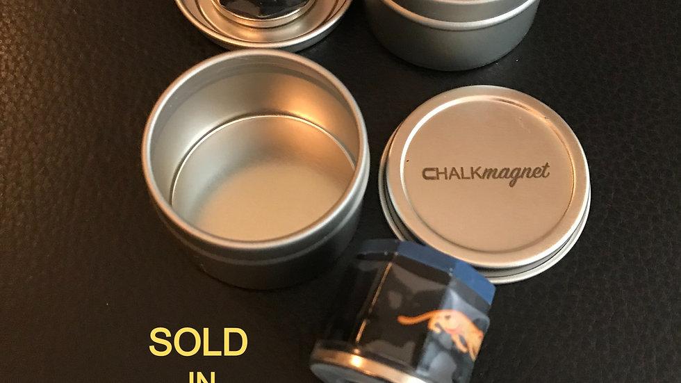 """Receiver-Ready""  Predator® 1080 Chalk & Chalk Tin ""Priced Per Pair"""