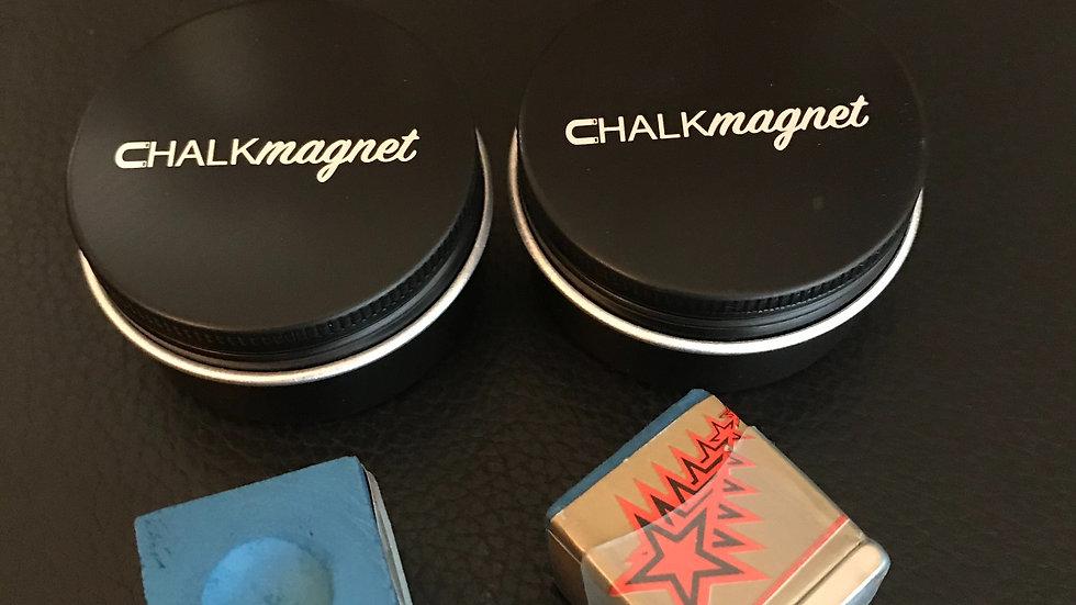 """""""Receiver-Ready"""" Magic Chalk™ & Chalk Tin """"Priced Per Pair"""""""