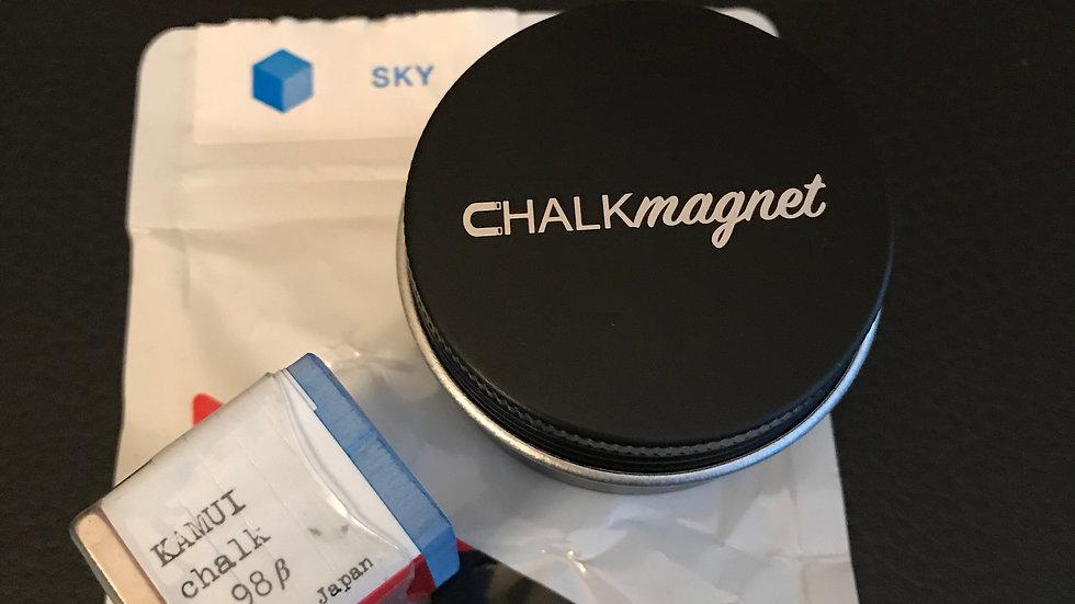 """Receiver-Ready"" Kamui® .98ß Chalk & Chalk Tin"