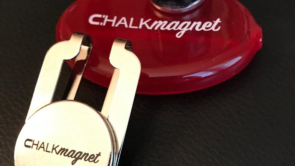 CHALKmagnet® ROM.10 Chalk Holder Receiver & Receiver-Ready Predator® Chalk