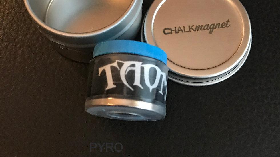 """Receiver-Ready"" TAOM® Pyro Chalk (Blue)"