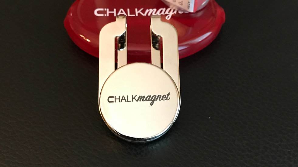 "CHALKmagnet® Chalk Holder Receiver ROM.10 & ""Receiver Ready"" Kamui®.98ß Chalk"
