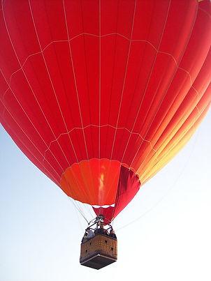 enchanted balloon tours balloon