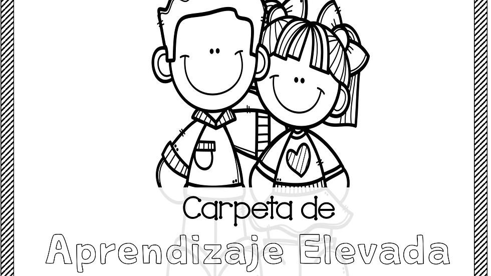 Spanish Elevated Learning Binder