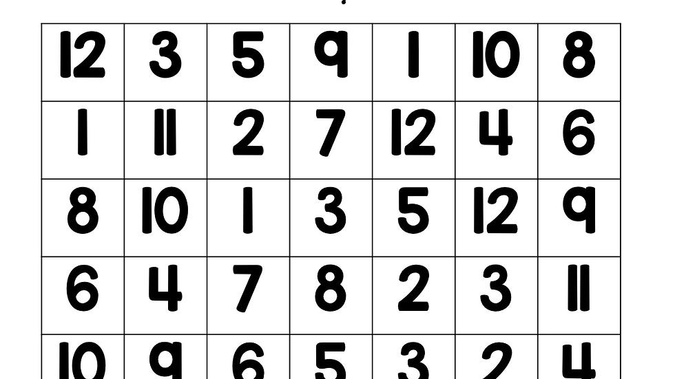 Number Find