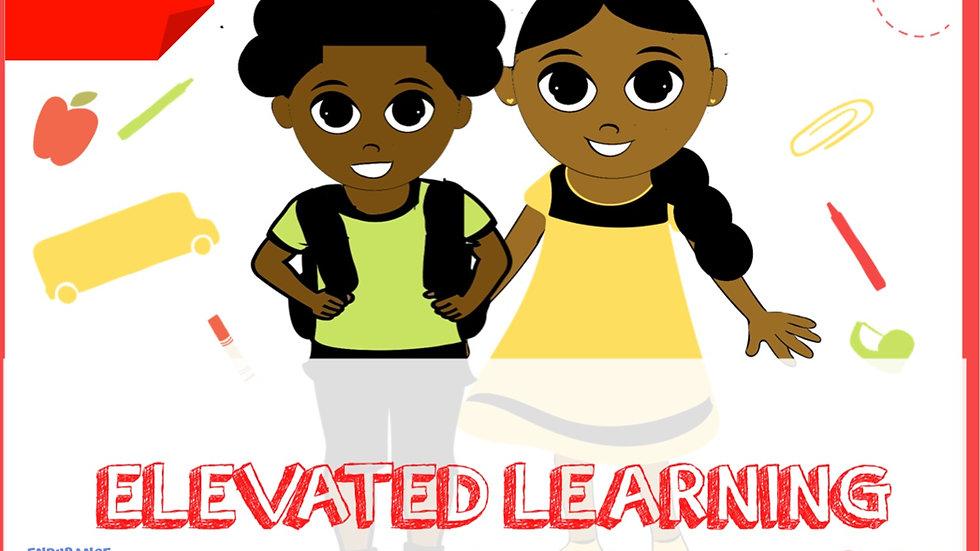 Grammar Elevated Learning Binder