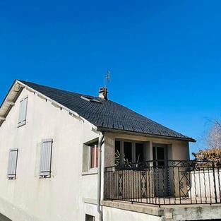 Logement avec terrasse