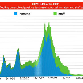 July 20, 2021: BOP COVID-19 AND COMPASSIONATE RELEASE UPDATE