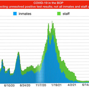 July 13, 2021: BOP COVID-19 AND COMPASSIONATE RELEASE UPDATE