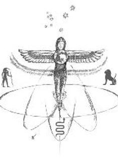 THE WINGED DISK Meditation Image