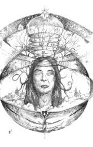 THE EARTH & SKY Meditation Image
