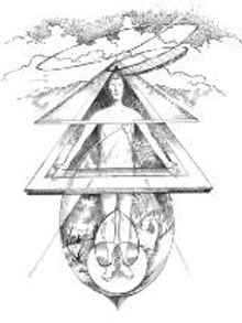 THE MYSTIC TRIANGLE Meditation Image