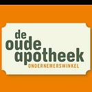 Logo van de Oude Apotheek in Schoonhoven
