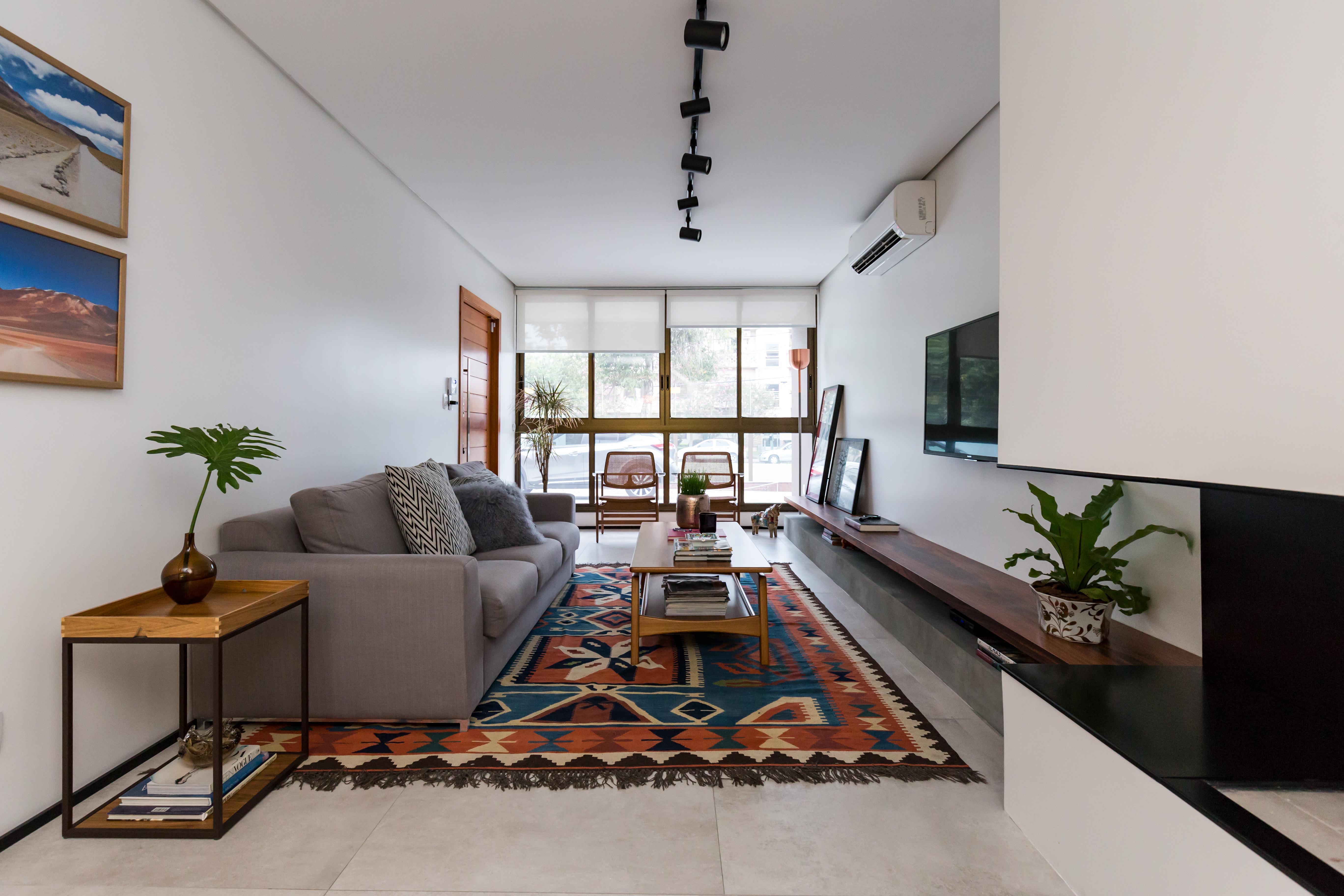 Sala de Estar - Casa Sellos