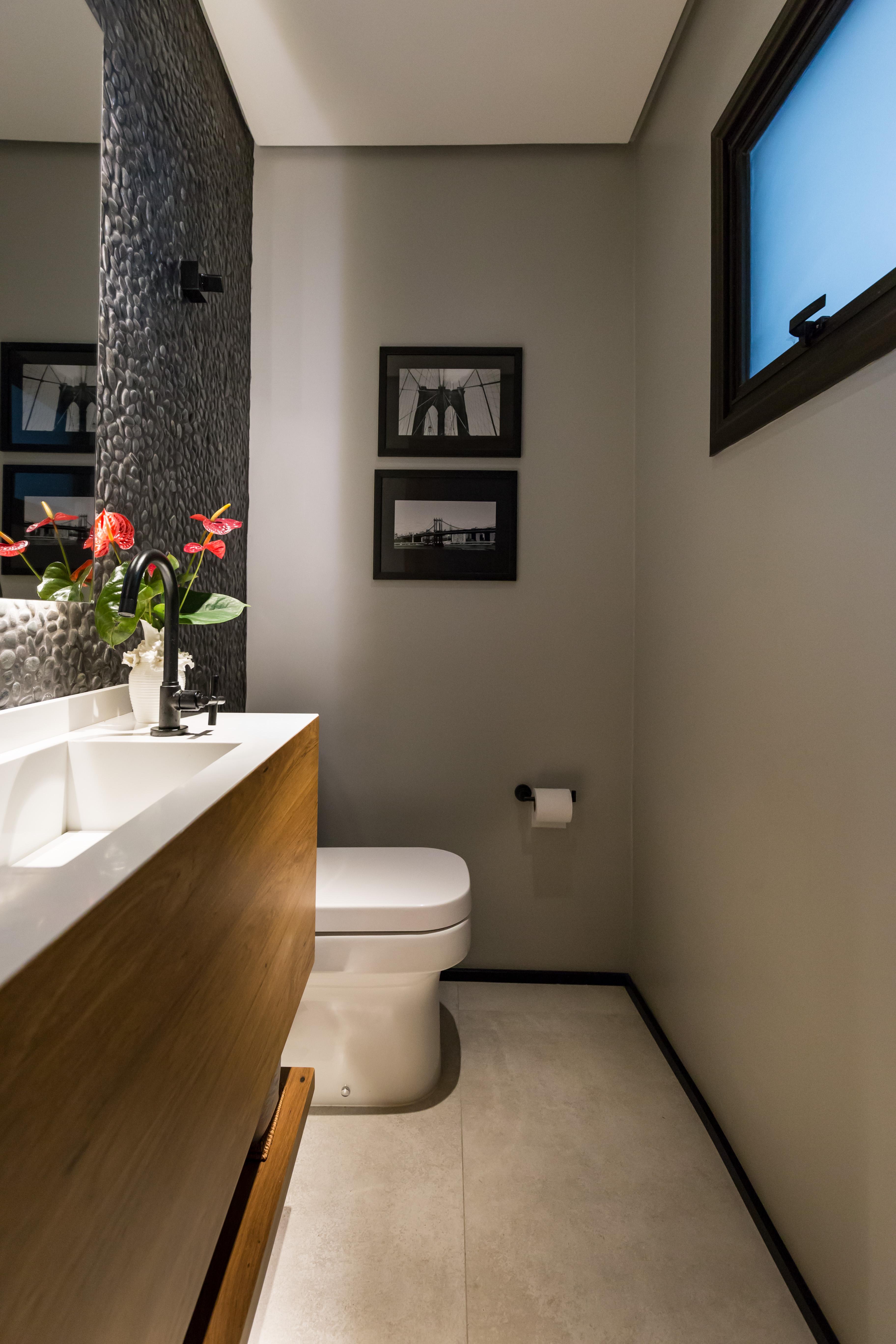 Banheiro Estar - Casa Sellos