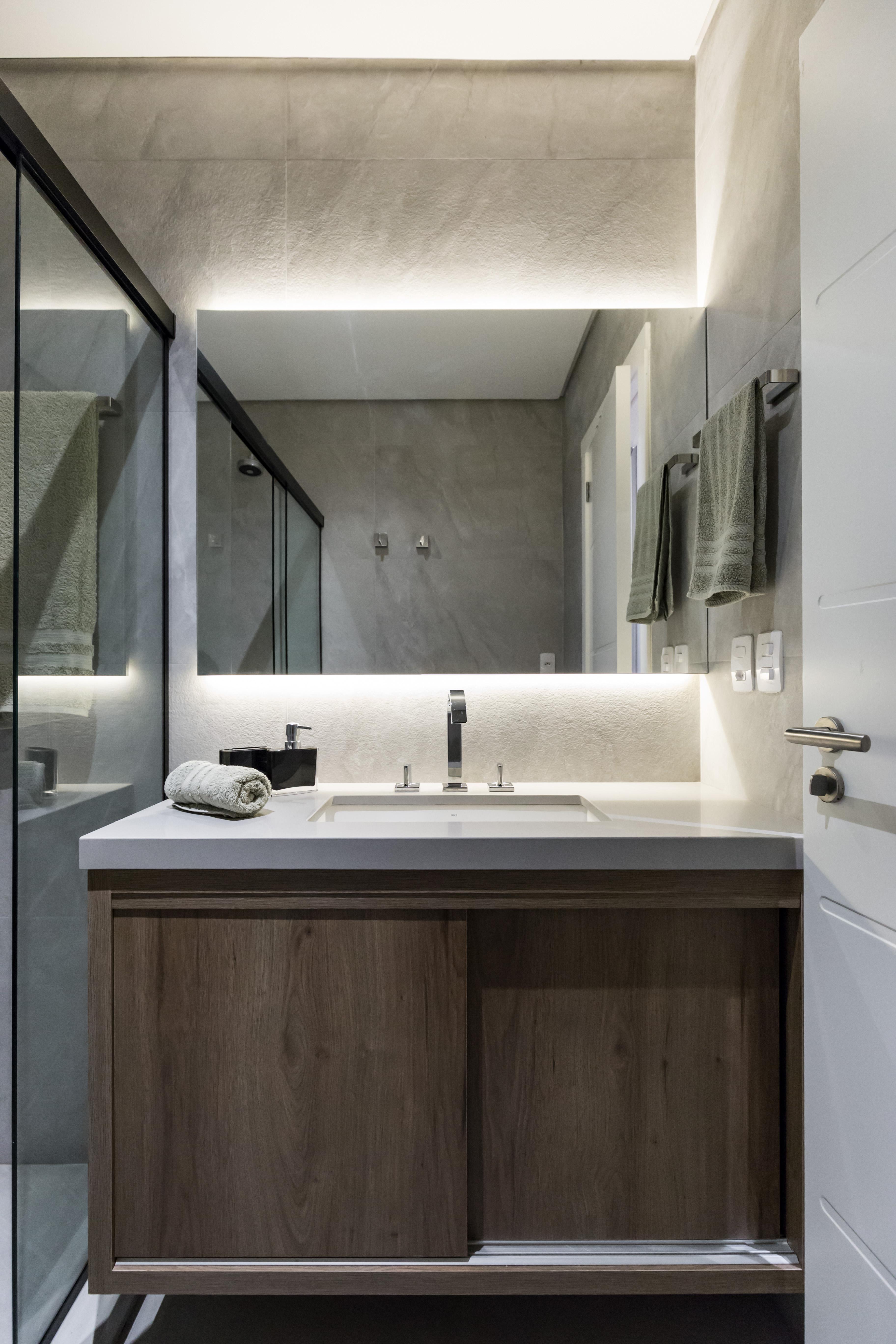 Banheiro Dormitório - Casa Sellos