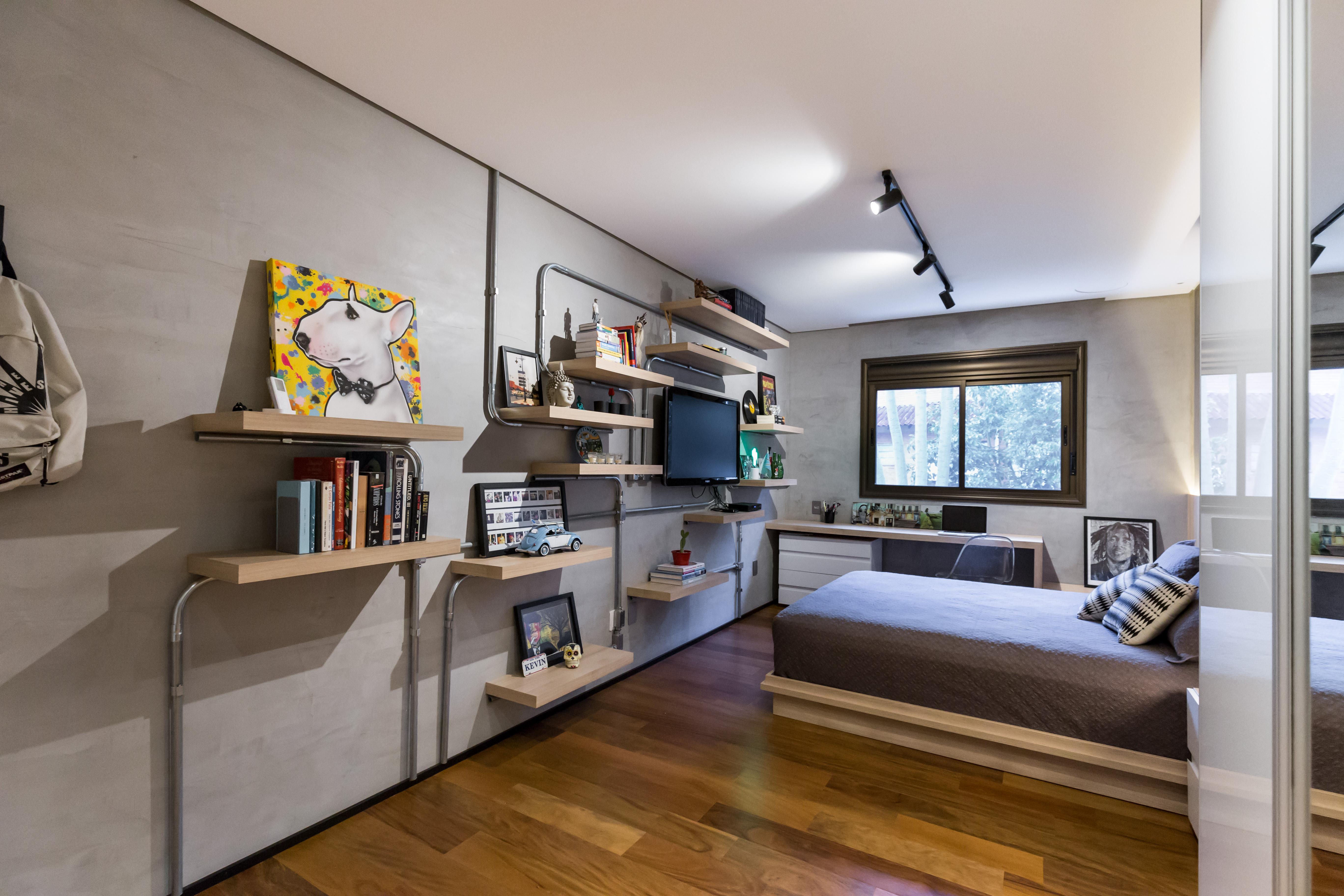 Dormitório - Casa Sellos