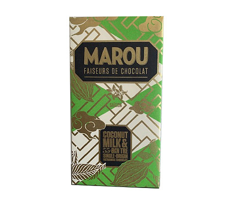 Marou Coconut Milk Chocolate 80g