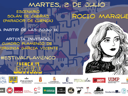 El flamenco hace acto de presencia en Estival con Rocío Márquez