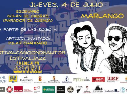 Marlango aterriza en Estival Cuenca como su mayor apuesta