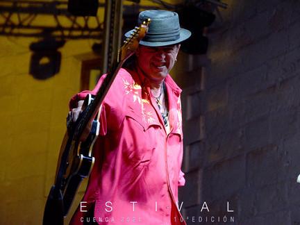 Juan Perro se encumbra en la noche de Estival Cuenca