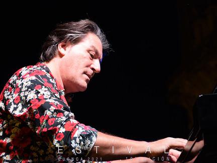 El piano se vuelve protagonista en Estival Cuenca gracias Dorantes y Eduardo Fernández