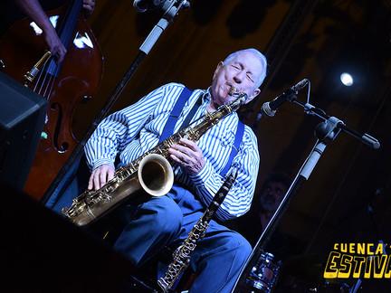 Pedro Iturralde celebró sus 90 años con un exquisito repertorio en Estival Cuenca