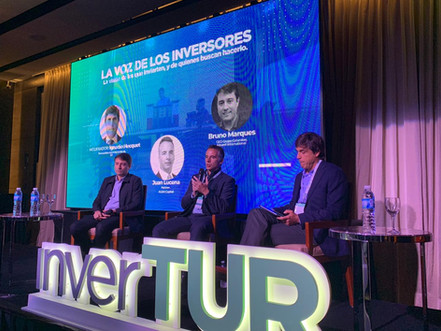 Alba presented at Invertur 2019