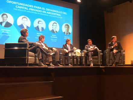 ALBA featured at Foro Argentino de Inversiones 2018