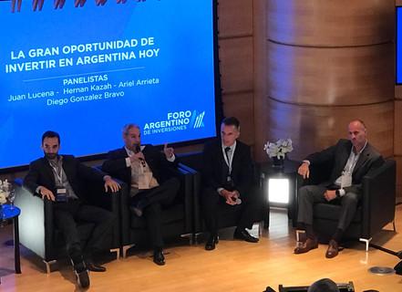 Foro Argentino de Inversiones 2017