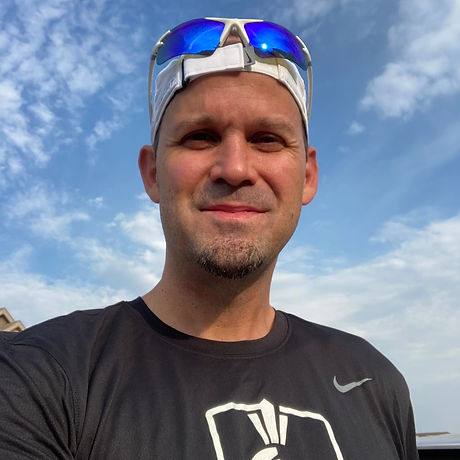 Road Warrior Running Marathon Training Head Coach