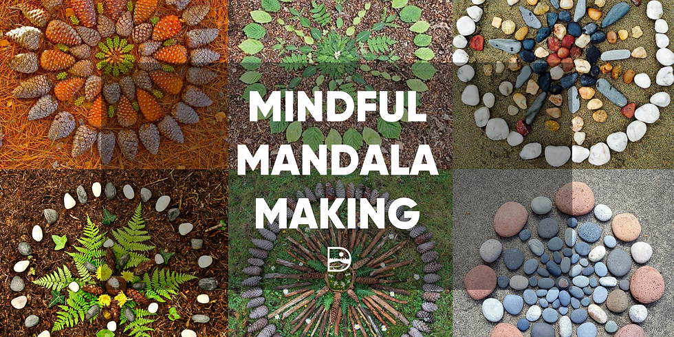Mindful Mandala Making