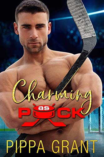 Charming as Puck, romance books, romance books I've read, paranormal romance, hockey romance, best friend's brother, hands-off, steamy romance books