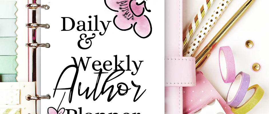 The Daily and Weekly Writing Planner