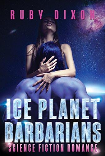 Sci-fi Romance, Paranormal Romance, Top 5, romance books, Ruby Dixon, Eden Ashe, romance, sci-fi paranormal romance