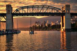 HM - Evening Port