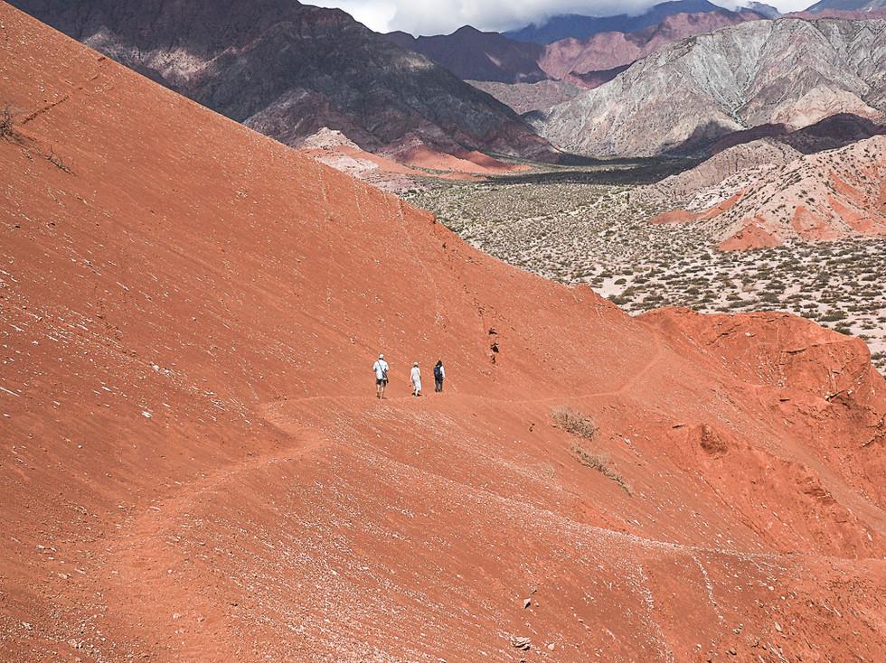 Andes Walk