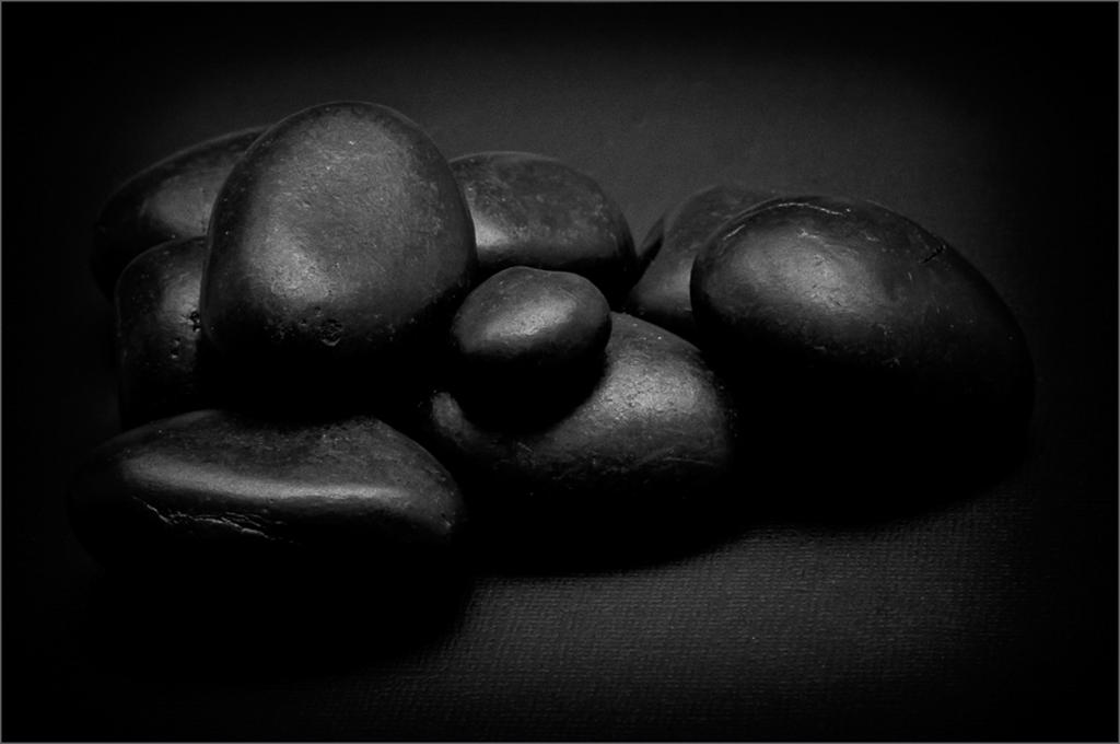3rd Place - Black Rocks