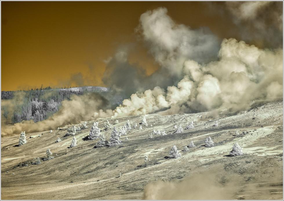 Norris Geyser Basin, Yellowstone Natl. Park