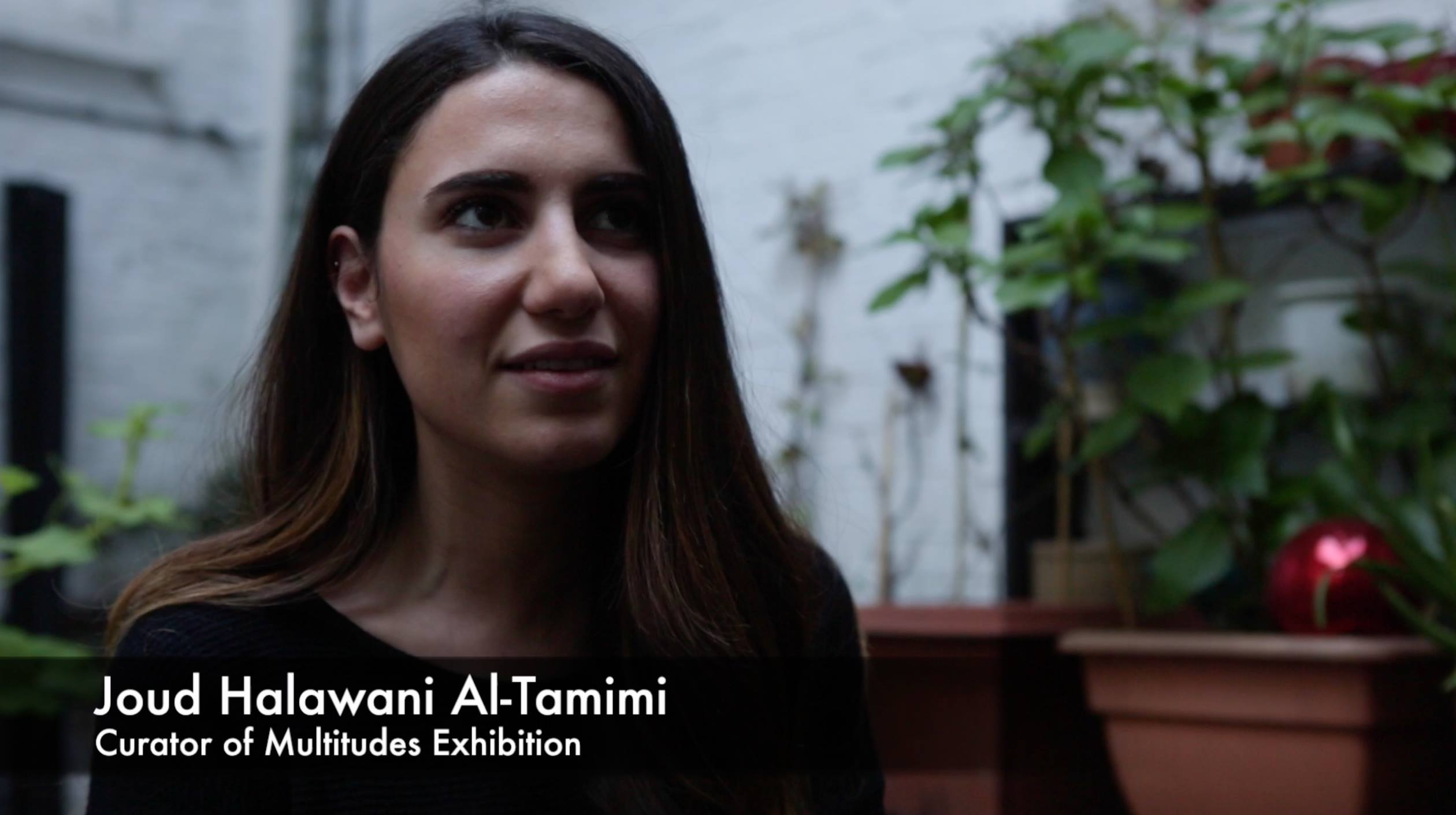 'Multitudes' Exhibition- Conversation with Curator Joud Halawa...