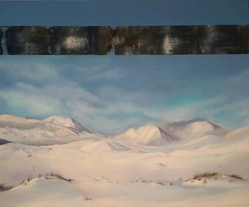 REBECCA DE WINTER - SNOWDONIA LANDSCAPE